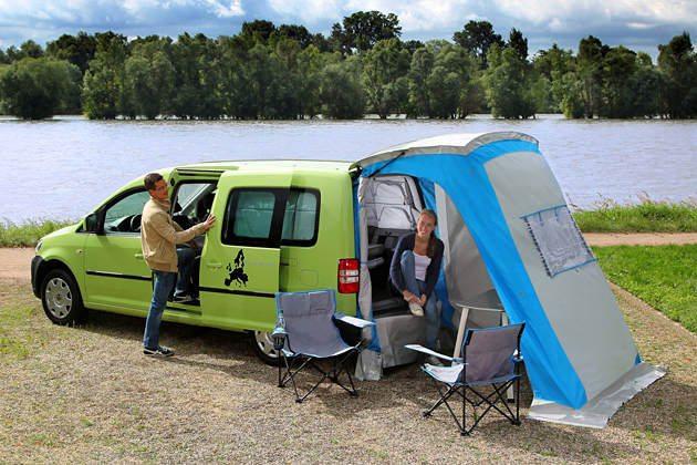 VW Caddy Camper