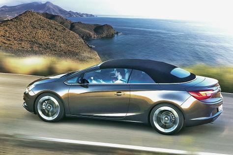 Opel Cascada OPC