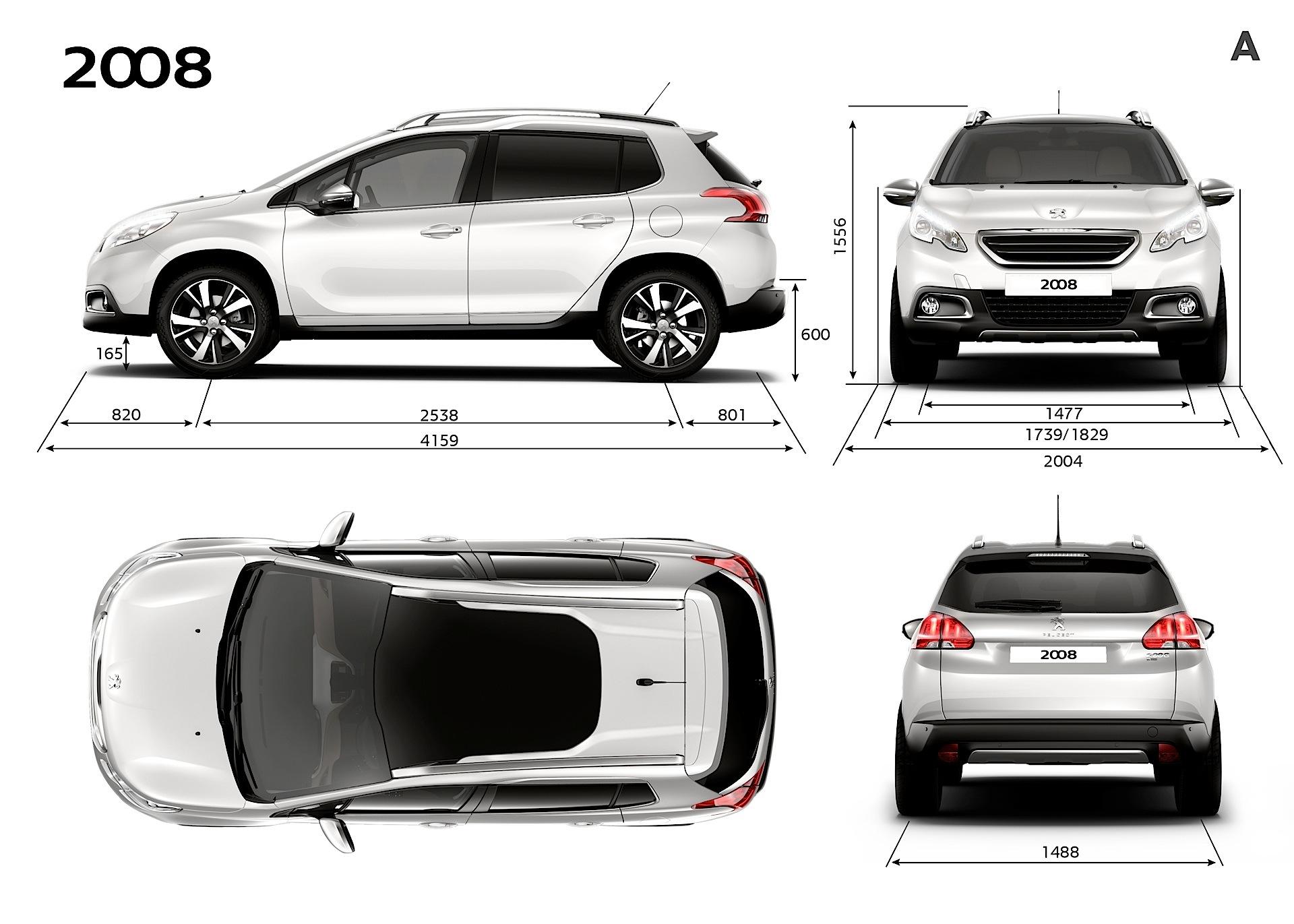 Peugeot 2008 Test