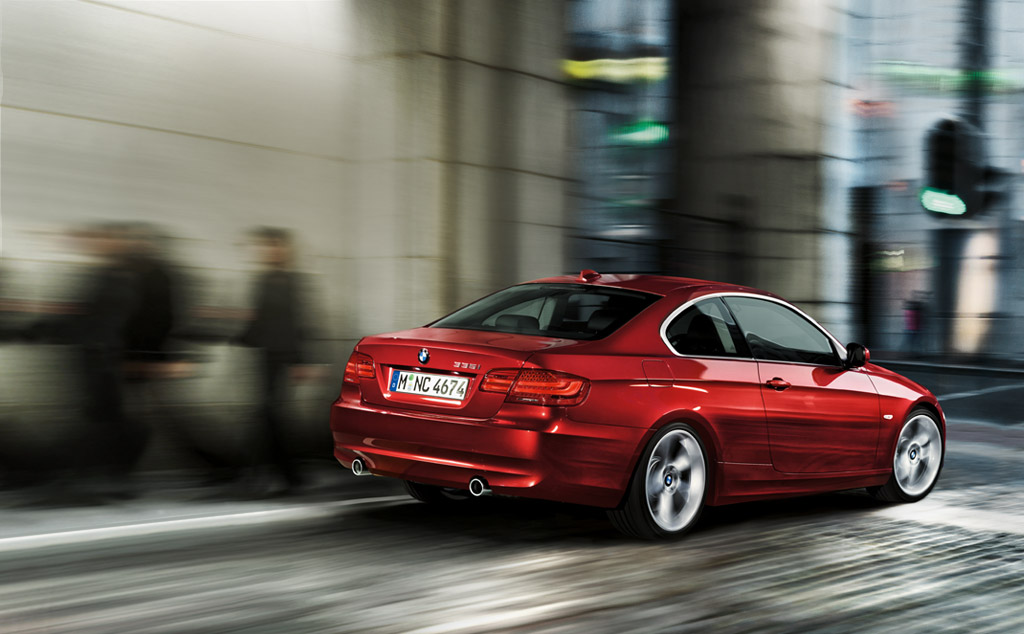 BMW 3er Coupe