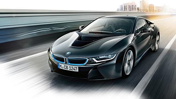 BMW i8 Bild