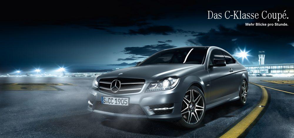 Mercedes C Klasse Coupe