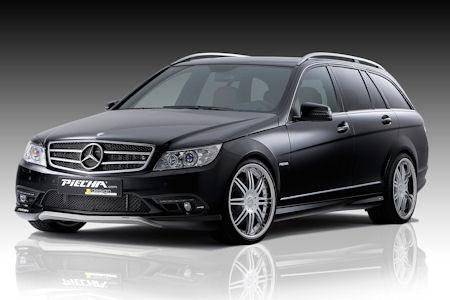 Mercedes C Klasse Kombi