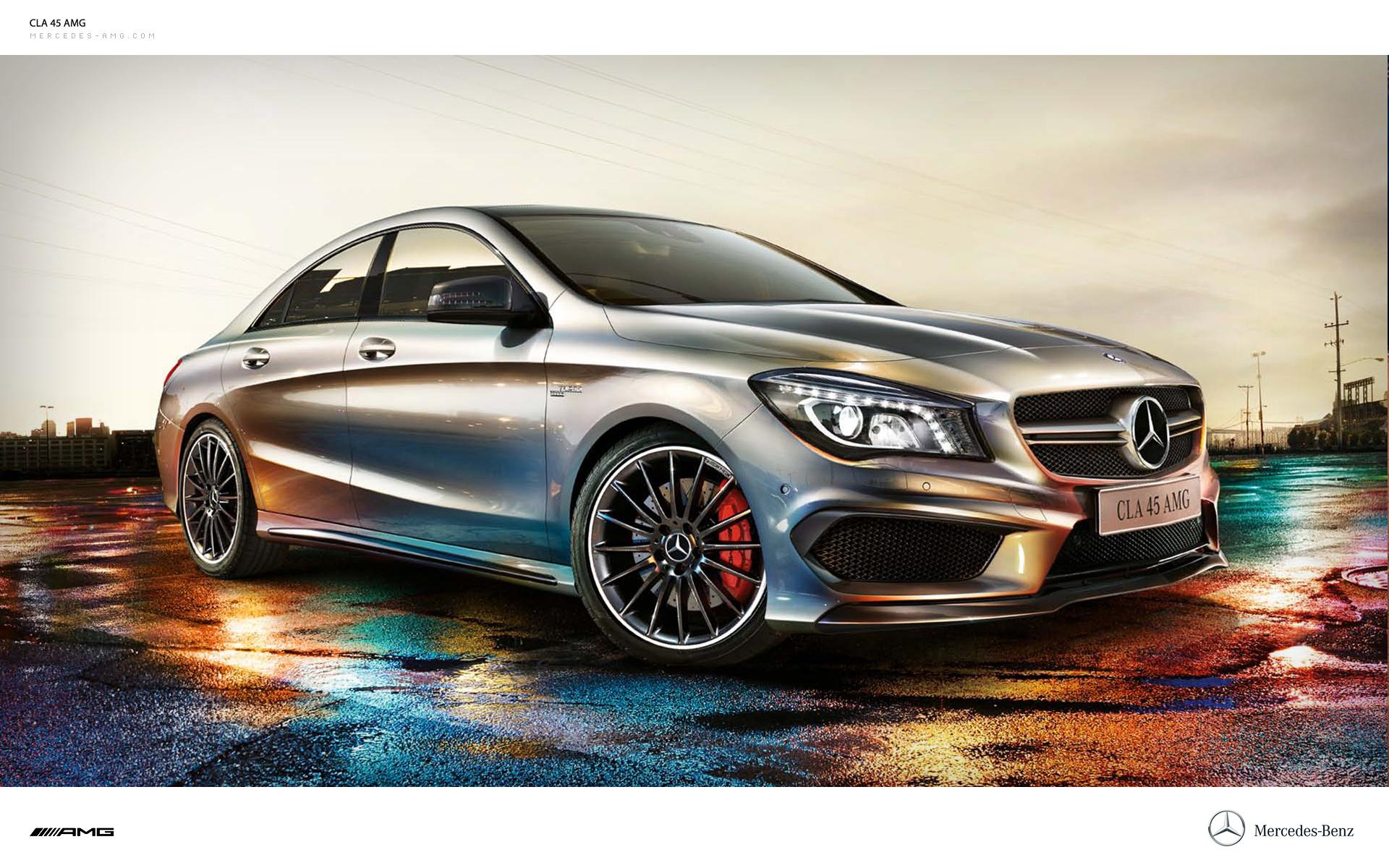 Mercedes CLA AMG