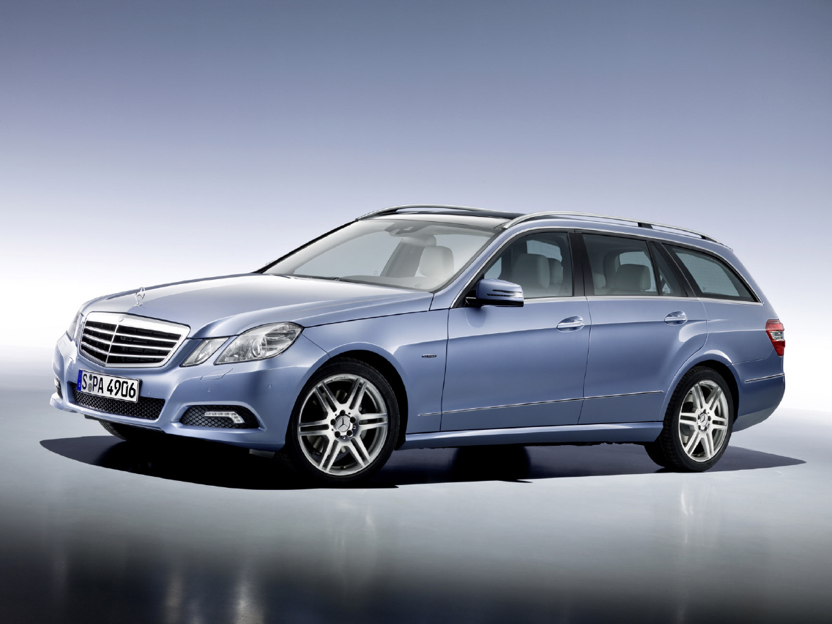 Mercedes E Klasse Kombi